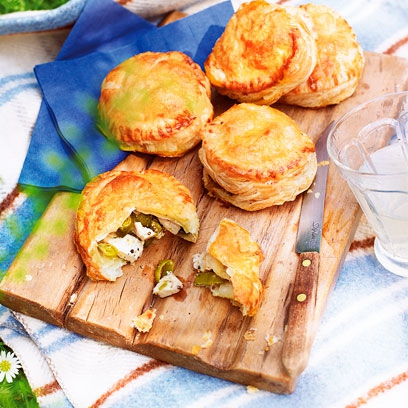 Best english summer recipes easy entertaining ideas red online try this chicken and leek pies recipe forumfinder Choice Image