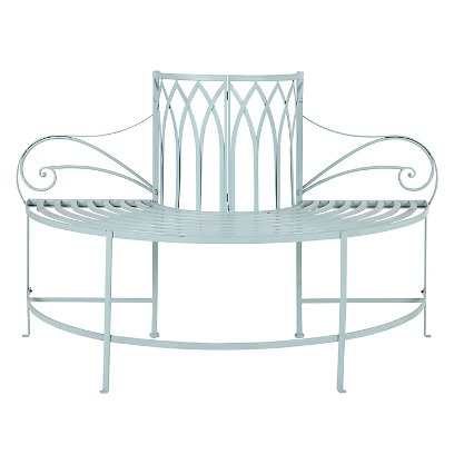 Vichy Half Round Tree Bench John Lewis Best Garden Furniture