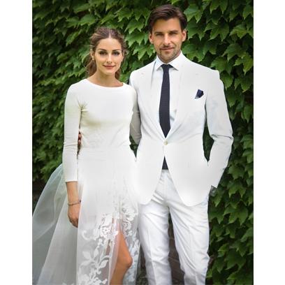 Best celebrity wedding dresses wedding dress ideas red online olivia palermo junglespirit Gallery