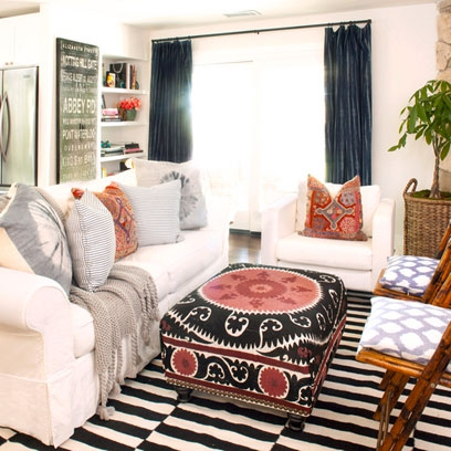 How To Style Your Small Space