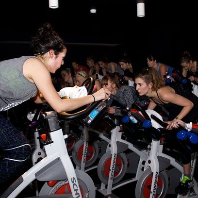 Cheap spinning classes london