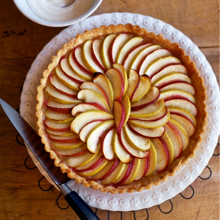What is a good french dessert that is easy to make?