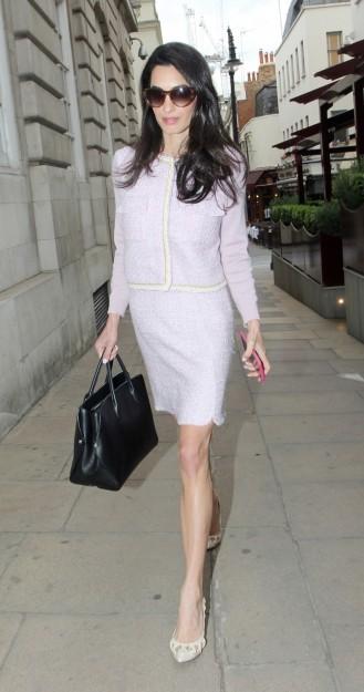 Amal Clooney Best Looks Celebrity Style Inspiration