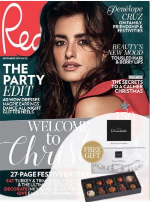 SUBSCRIBE TODAY FROM JUST £27.99 & RECEIVE YOUR FREE BOX OF HOTEL CHOCOLAT