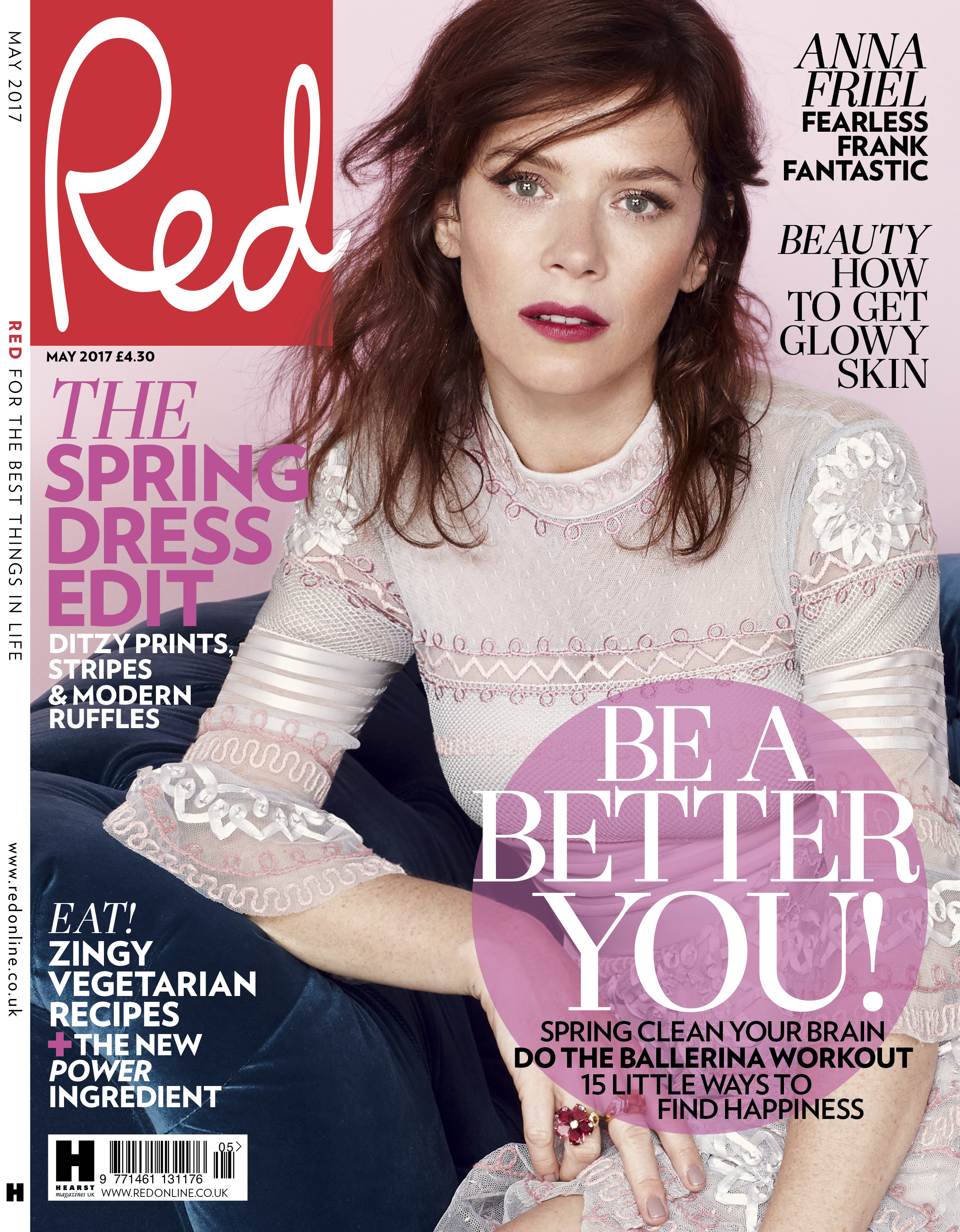 Subscribe to Red today for just £9.99 for 6 issues!