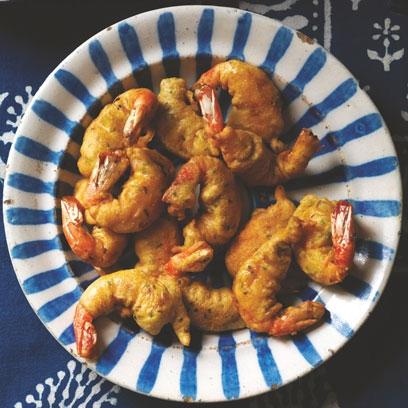 Gordon ramsays spicy prawn pakoras gordon ramsay recipes red online forumfinder Images