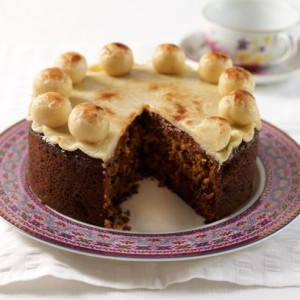 Mary Berry's simnel cake