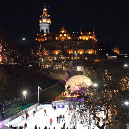 Edinburgh Christmas Market 2013: Christmas Ideas - Red Online