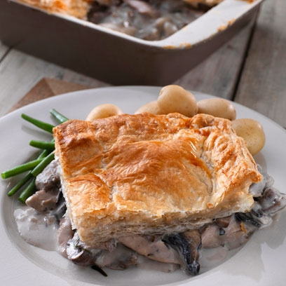 James martins chicken and mushroom pie comfort food recipes red james martins chicken and mushroom pie comfort food recipes red online forumfinder Gallery