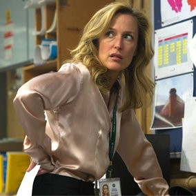 How to channel The Fall's Stella Gibson at work