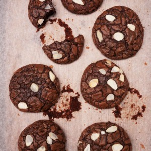 Lily Vanilli's Biscuit Brownies