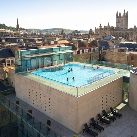 Thermae Bath Spa day spa, Bath