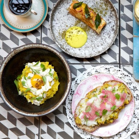 Best London brunch restaurants