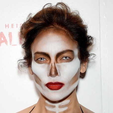 Best Celebrity Halloween Makeup Looks