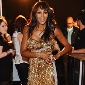 Naomi Campbell launches London Fashion Week