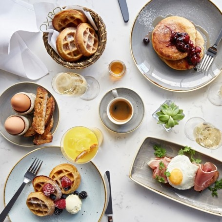 London's best unlimited Prosecco brunches