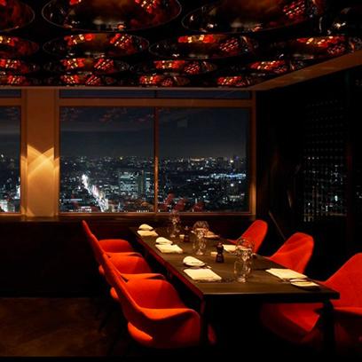 Paramount Hotel Restaurant Menu