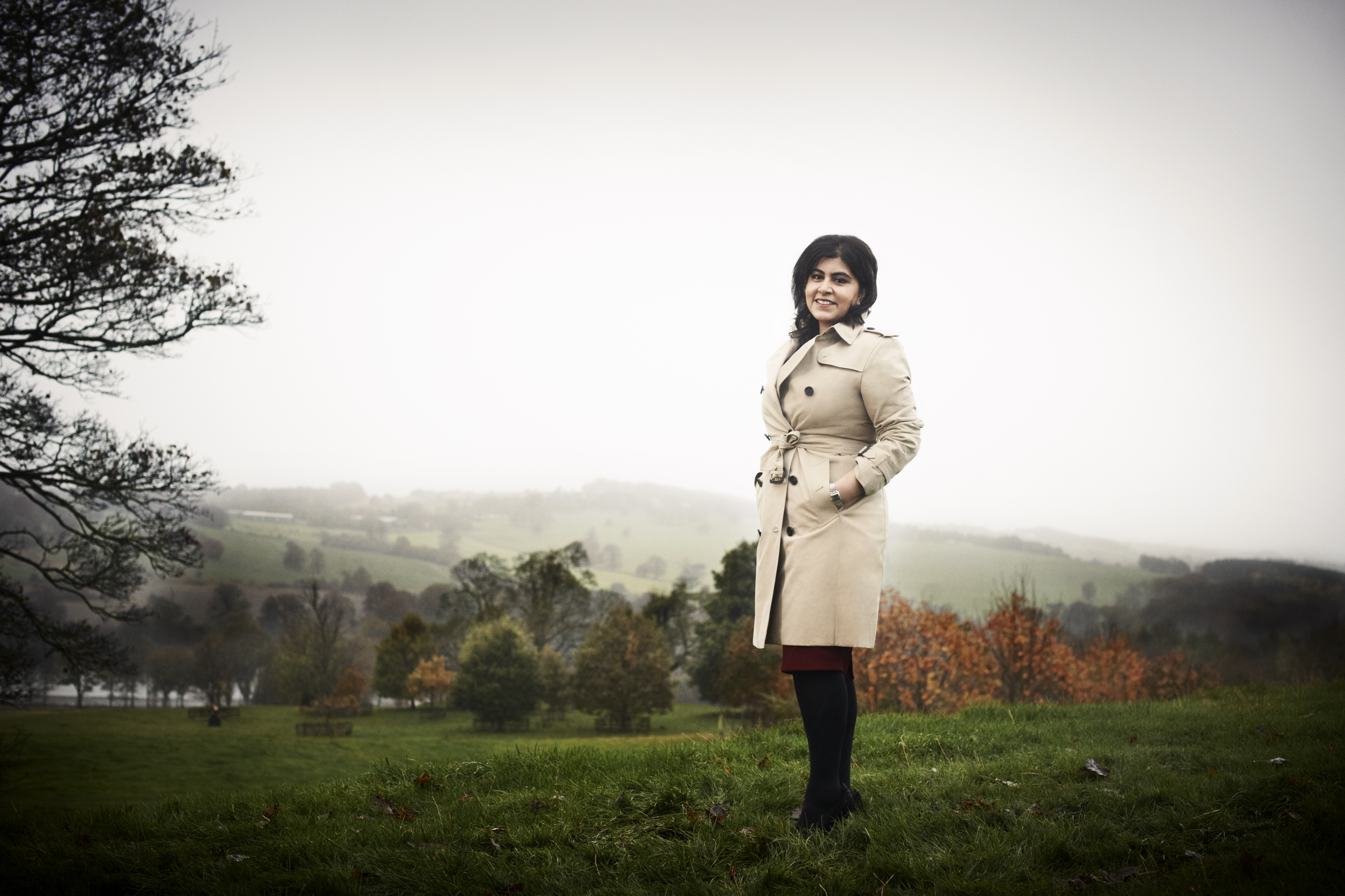 Baroness Warsi on the day she walked out on David Cameron ...