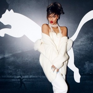 Rihanna named global ambassador for Puma