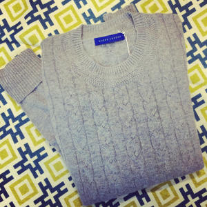12 Days of Giftmas: Win a Winser London sweater!