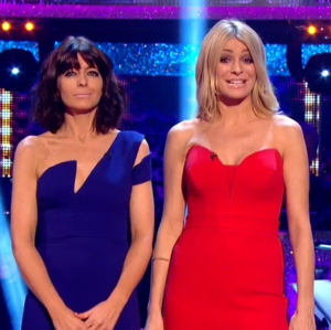 Tess Daly and Claudia Winkleman's best looks from Strictly Come Dancing