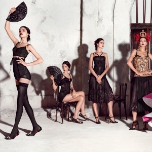 A first look at Dolce & Gabbana's SS15 ad campaign