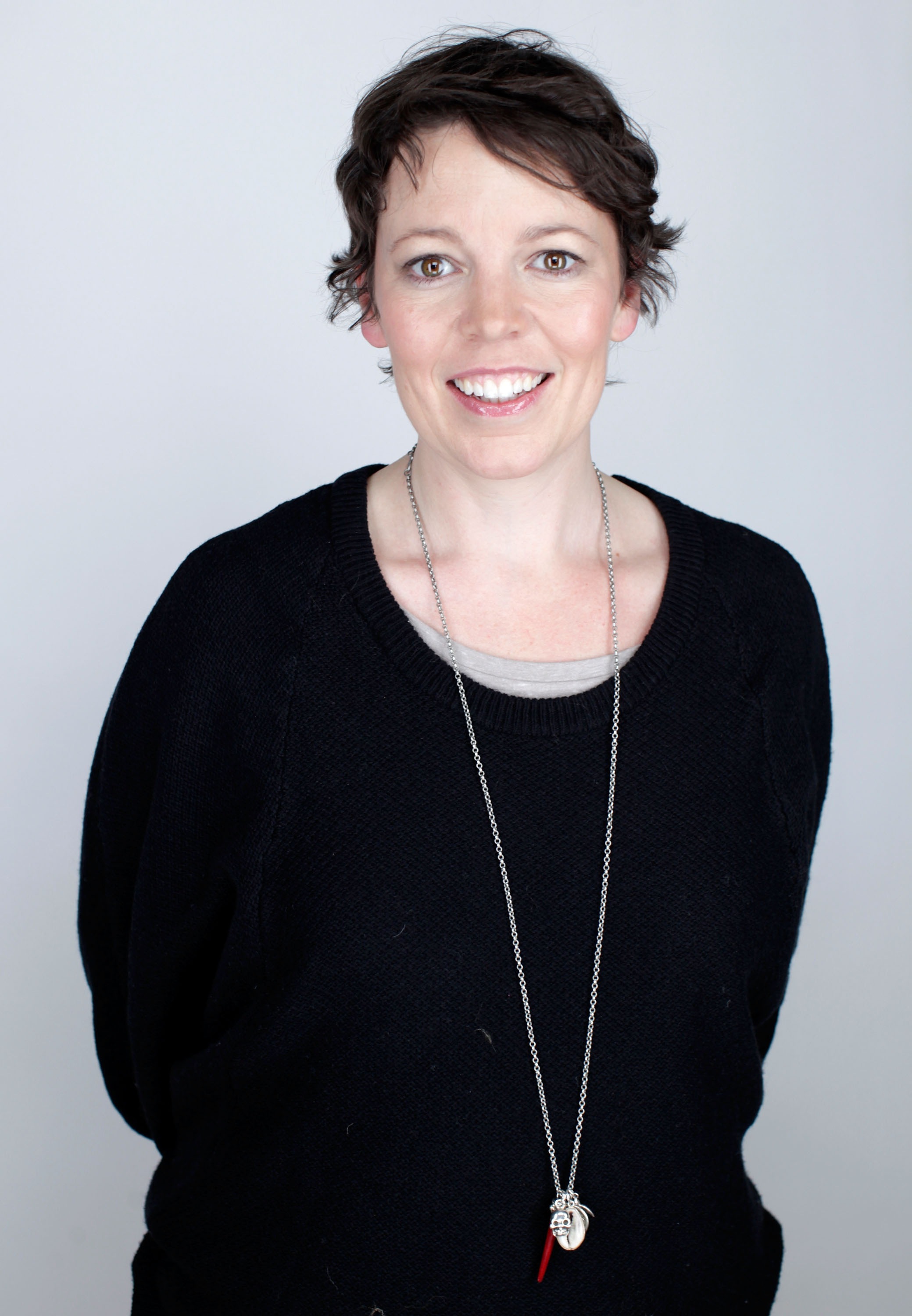 When Red Met Olivia Colman Interview