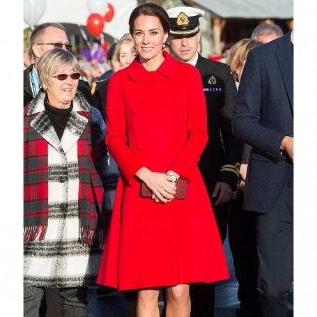 A celebration of Kate Middleton's best coats