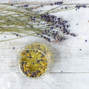 Honestly Healthy Lavender Meditation Tea
