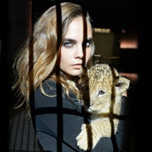 Cara Delevingne Bags New Ambassador Role For TAG Heuer Watches