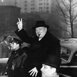 Churchill quotes to get you through the day