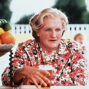 Mrs Doubtfire is back