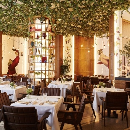 The most romantic restaurants