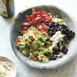 Deliciously Ella Mexican quinoa bowl