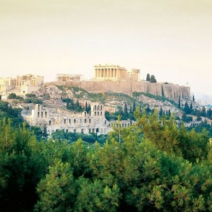 Inspired by Amal Clooney, it's time to visit Athens