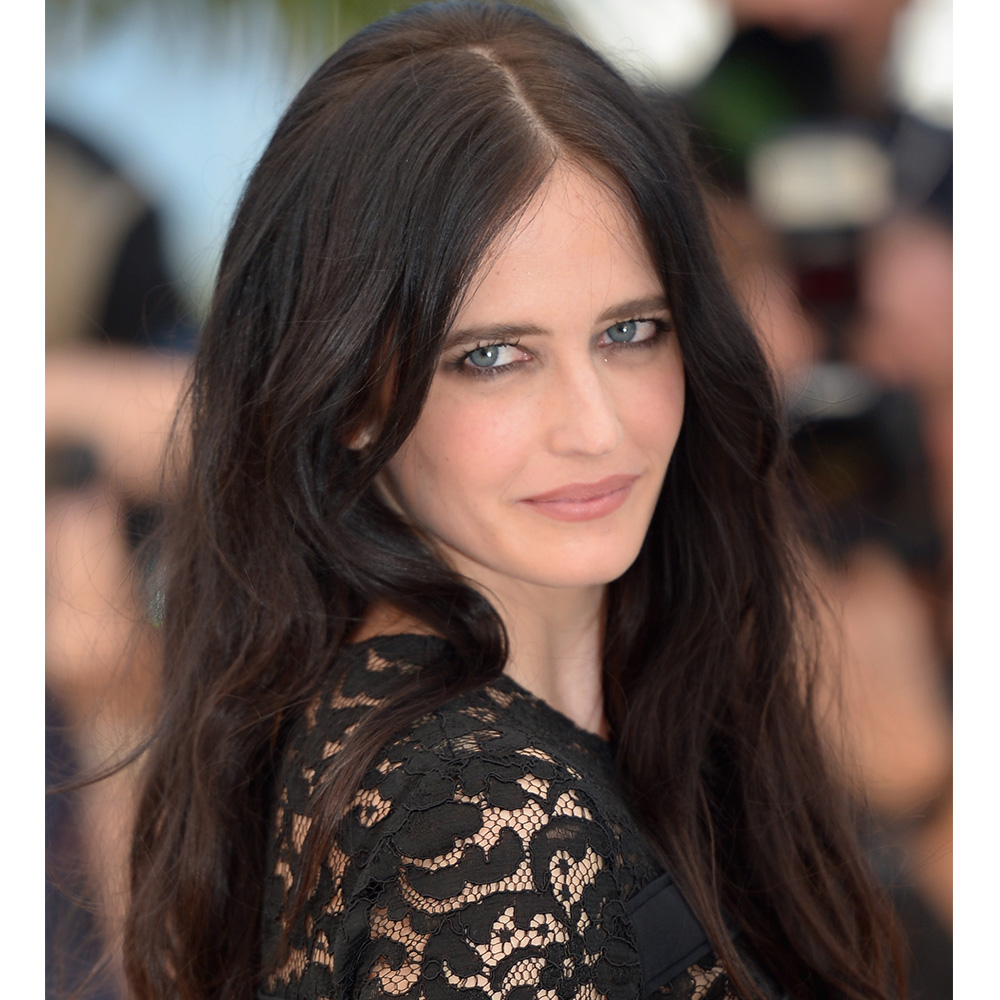 Eva Green beauty | Celebrity make-up - Red Online Eva Green