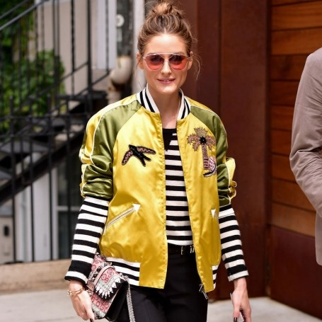 All the times we wanted to raid Olivia Palermo's wardrobe