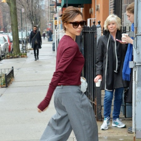 Victoria Beckham: Style File
