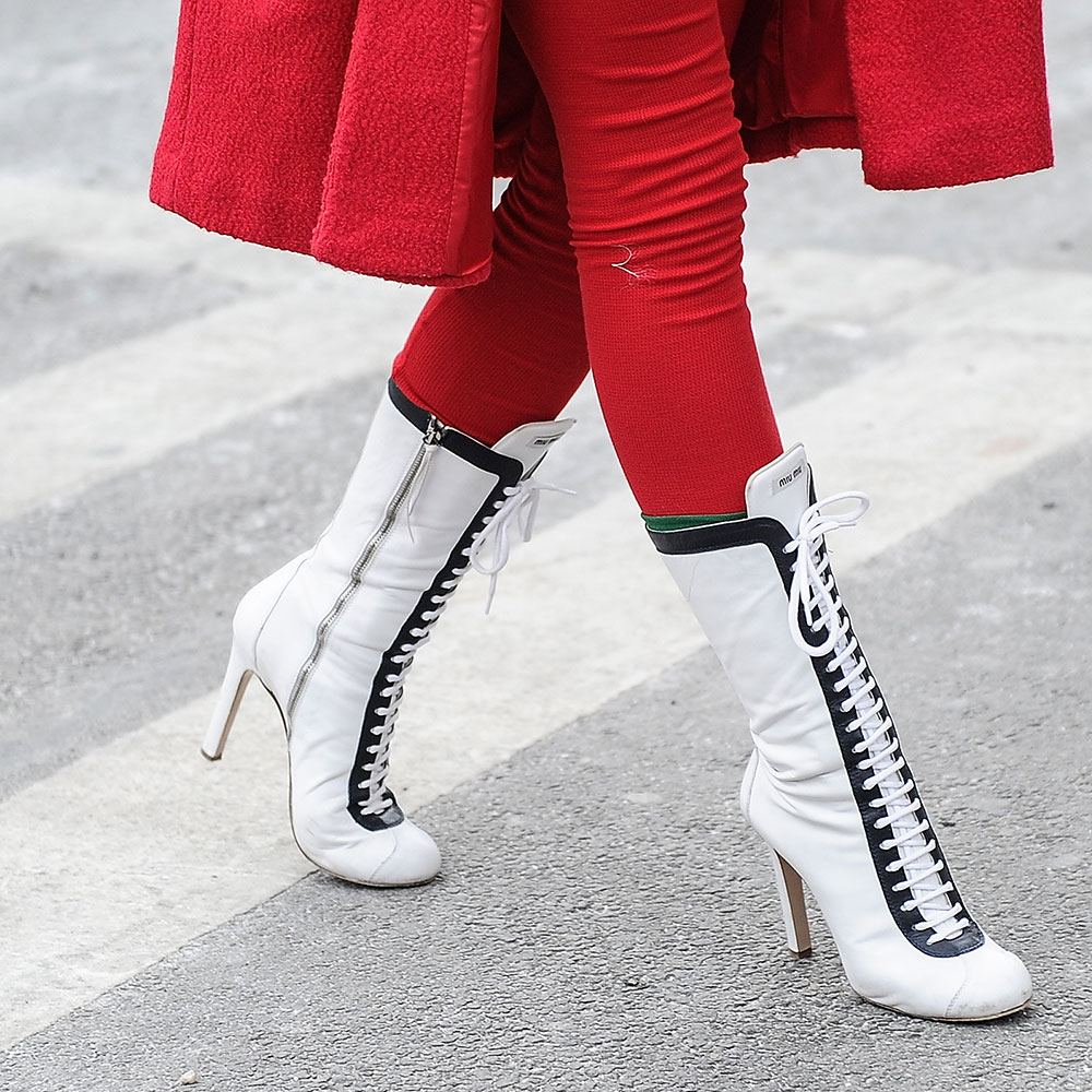 Best Of Accessory Street Style At New York Fashion Week Fashion Trends Red Online
