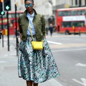 The best street style at London fashion week AW15