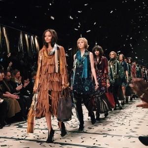London fashion week AW15 show round up