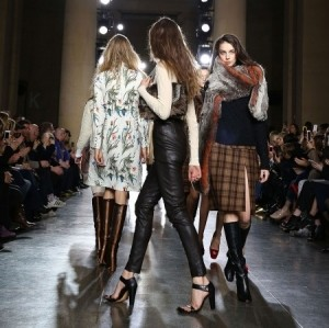 London fashion week AW15 show round up