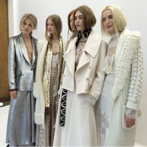 Temperley London AW15 show at LFW