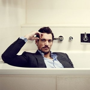 David Gandy: 'I don't want to just be known as the man in the pants'