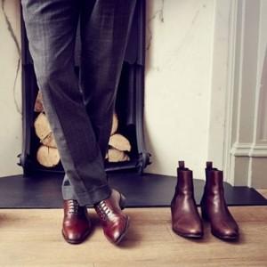 David Gandy's Preston Shoe Takeover