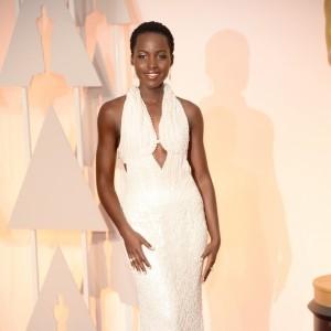 Lupita Nyong'o's Calvin Klein Oscars gown stolen
