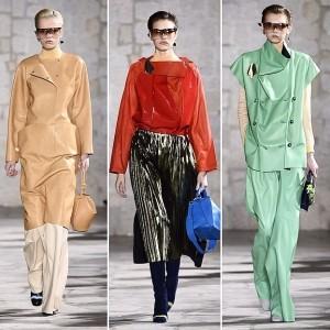 Loewe AW15 show Paris Fashion Week