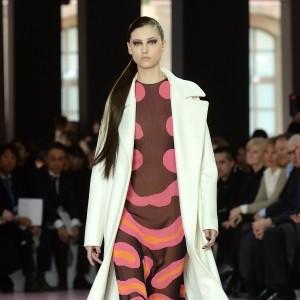 Christian Dior AW15 show Paris Fashion Week