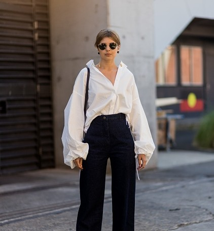 5 quick ways to style your white shirt