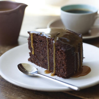 Chocolate Sticky Toffee Pudding Without Dates